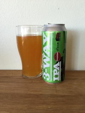 Ft. George 3-Way IPA 2015